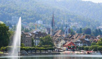 Zug - Thành Phố Có Chất Lượng Sống Tốt Nhất Thuỵ Sĩ Năm 2020 - 2021